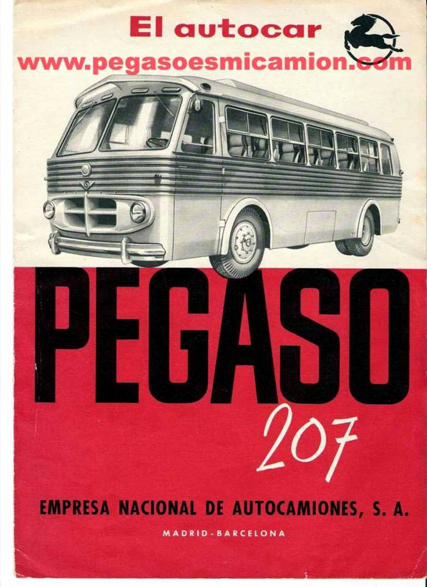 Bussen PEGASO 207