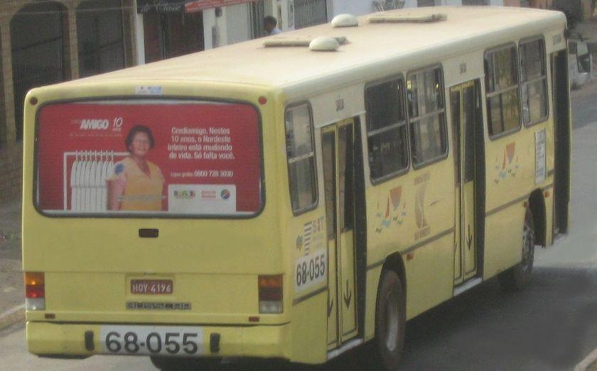 Ônibus de são luís 4