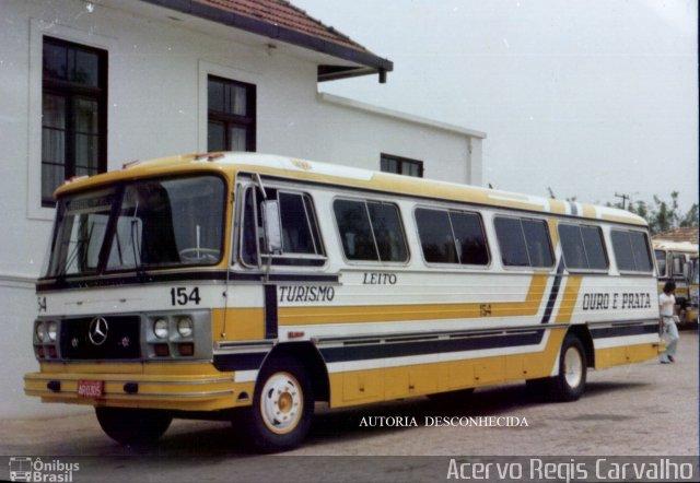 carro 154, carroceria Marcopolo II, chassi Mercedes-Benz LP-1113