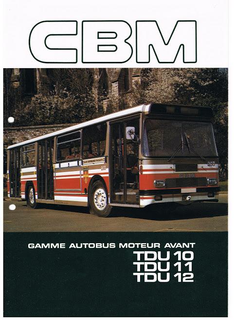 CBM TDU10+11+12