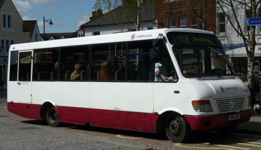 Compass Bus R84 EDW