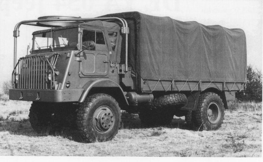 Daf YA 414 prototype 0002