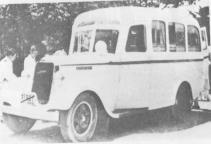 datsun bus