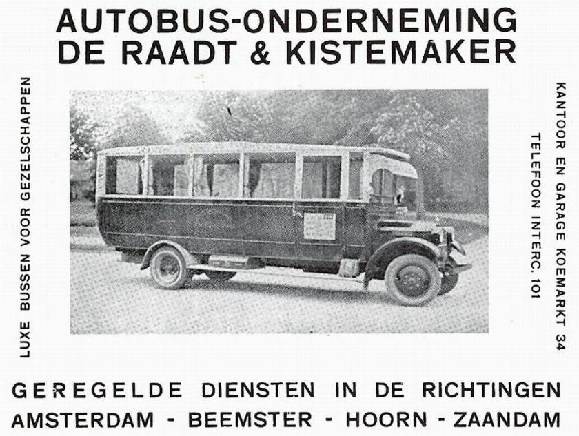 De Raadt & Kistenmaker