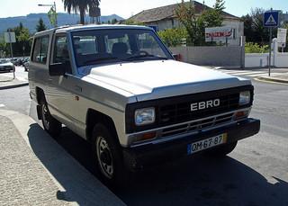 EBRO Nissan