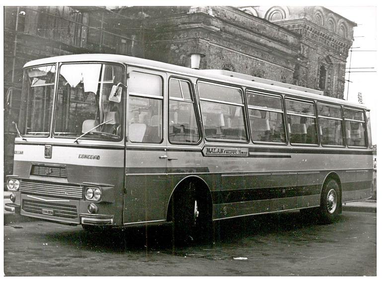 FIAT 306 Orlandi Concord