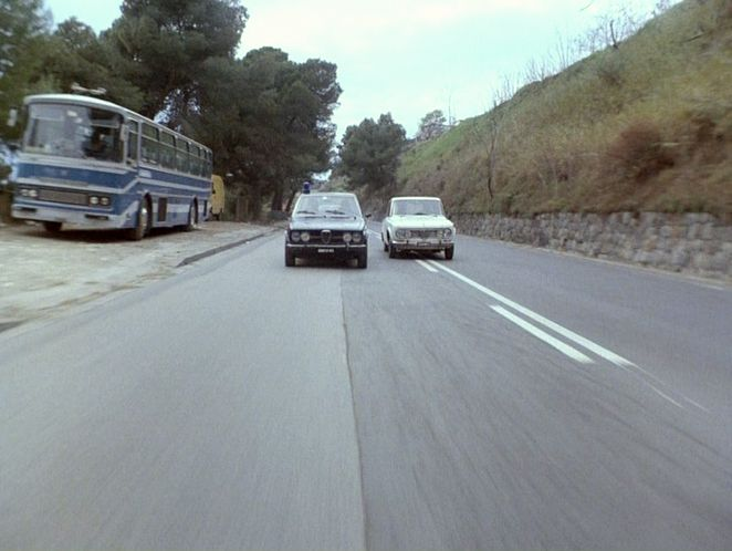 Fiat 343 Orlandi in film