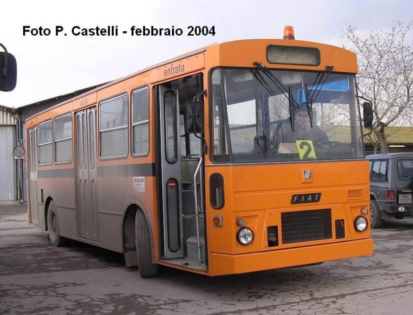 Fiat 418AC Padane porto RA dx