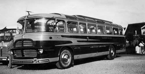 Fiat 682-M Carrozzato dalla Ditta Orlandi