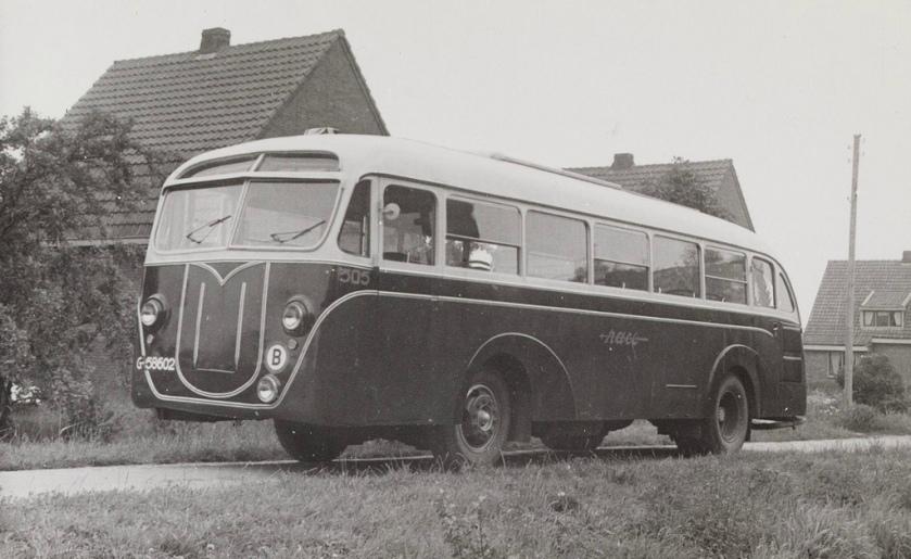 G-58602 Kromhout carr. Verheul (1940) NACO
