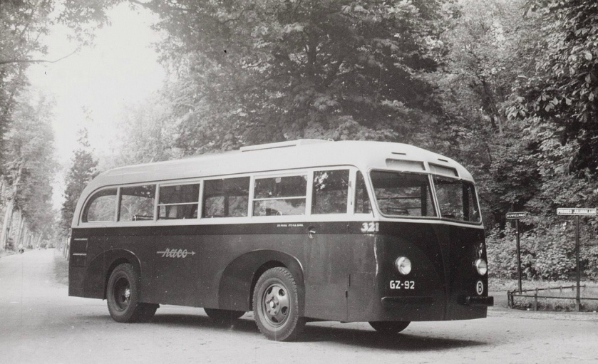 GZ-92 NACO-bus