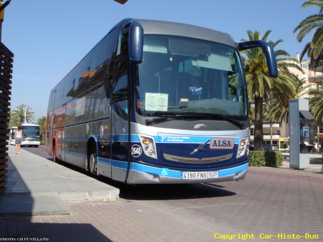 Hispano Divo touriste coach 683