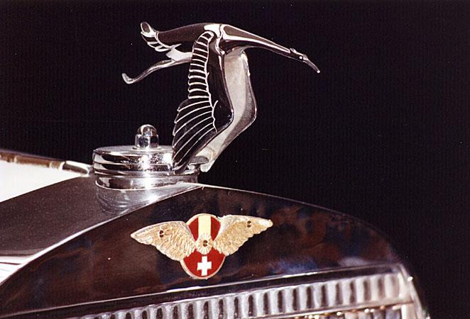 Hispano-Suiza emblem