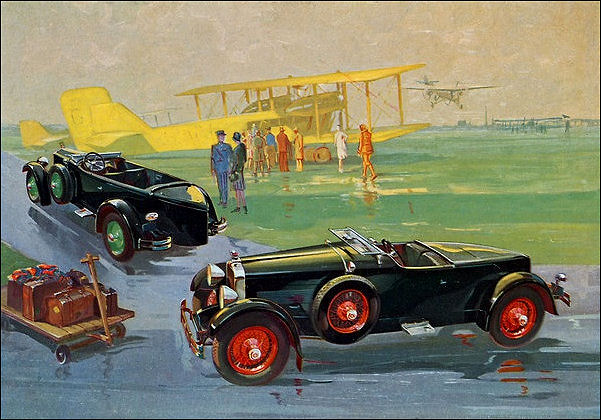 Hispano Suiza Indy Race