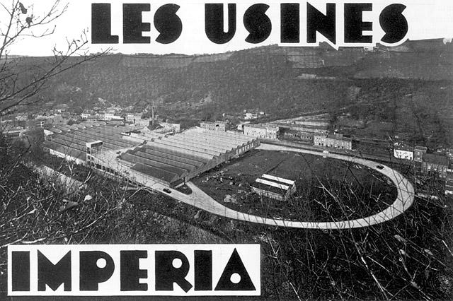 imperia-fabriek