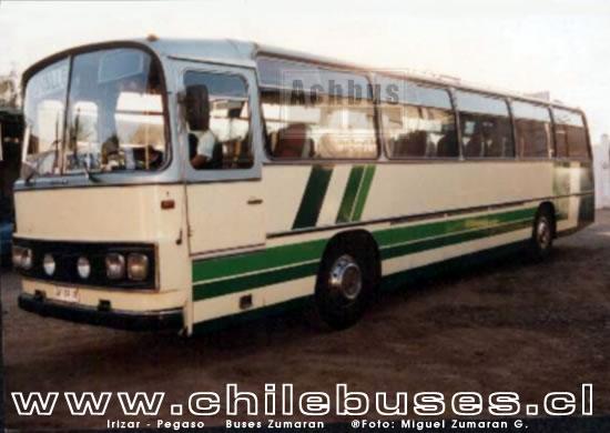 Irizar Pegaso Buses Zumaran