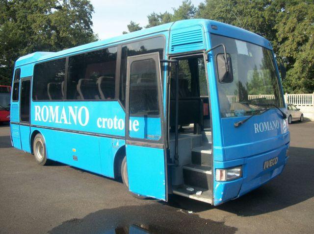 IVECO FIAT315 8 18 ORLANDI suburban bus