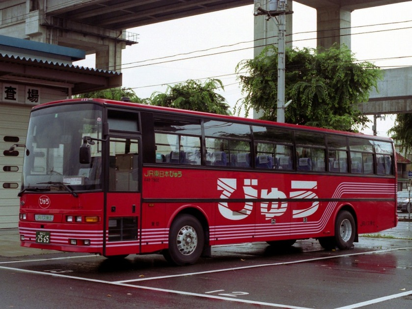 JR-bus-Tohoku