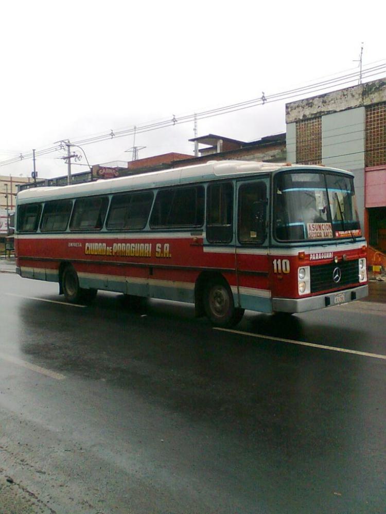 Mercedes-Benz LPO 1113 - Nielson Diplomata (en Paraguay) - Ciudad de Paraguari S.A.