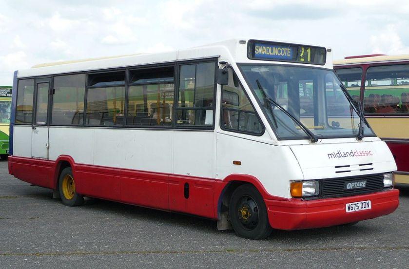 Midland Classic W675 DDN