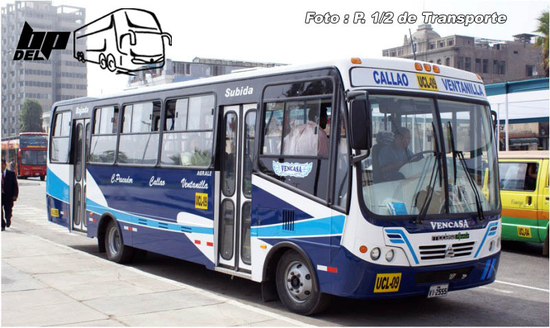 Modasa Apolo  Bus a Gas Agrale