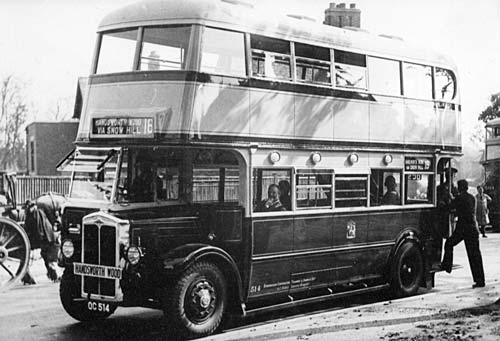 Morris Commercial 'Imperial' Double Decker Bus