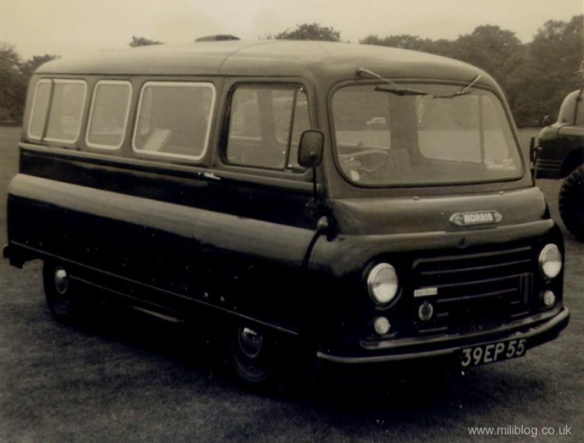 Morris J2 Minibus (39 EP 55)