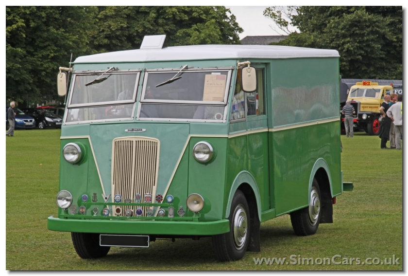 Morris PV 1947