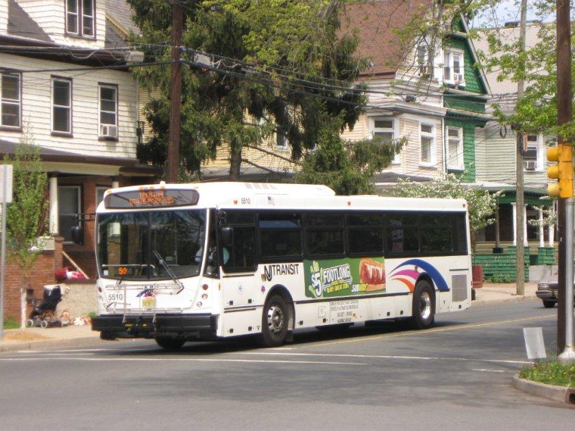 NABI 416 transit New Yersey