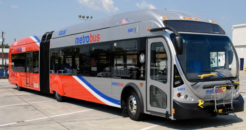 NABI 60ft BRT - CNG Powered