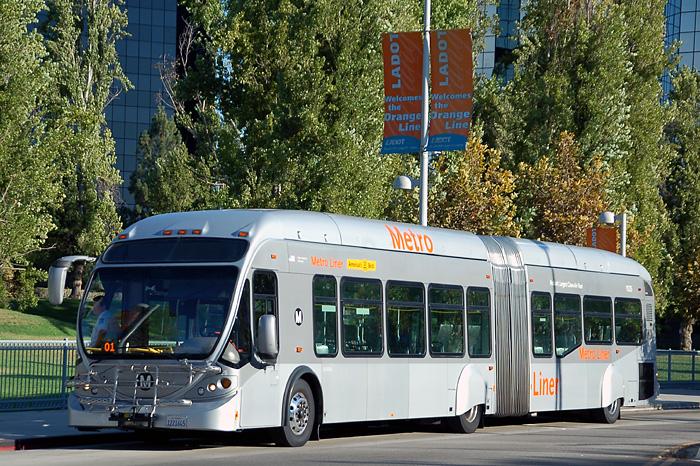 NABI BRT Metroliner