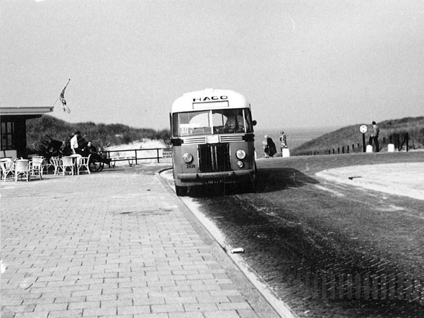 NACO 2438, Lijn AG, Castricum aan Zee (1958) Scania Vabis