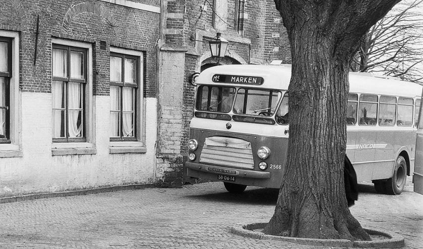 NACO Alkmaar 2566 Scania Vabis SB-06-14 Monnickendam 1960 tuuur