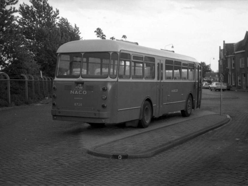 NACO Alkmaar 6726, Lijn X, Stationsplein Alkmaar