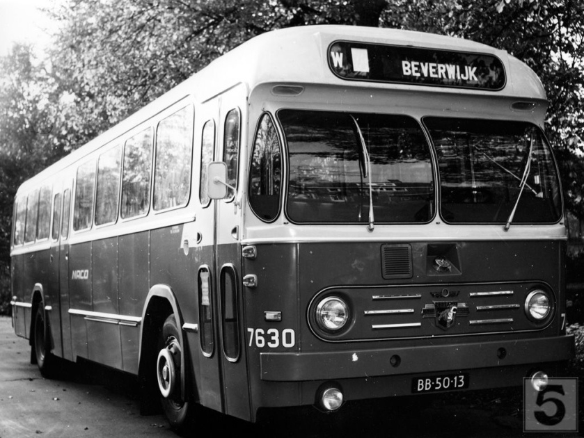 NACO Alkmaar 7630, Lijn W (1967) Leyland
