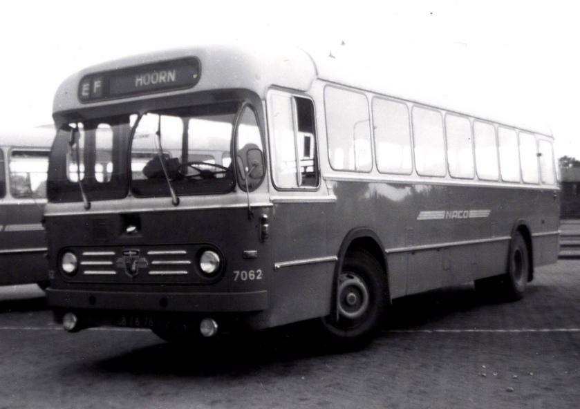 NACO bus 7062 Hoorn NS Leyland van Hool