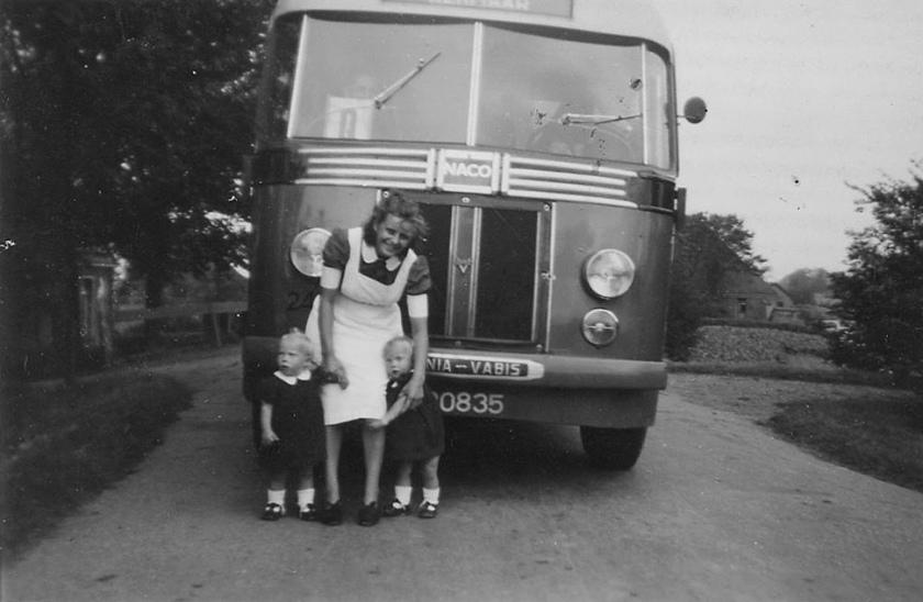 NACO bus Scania Vabis Verheul NACO
