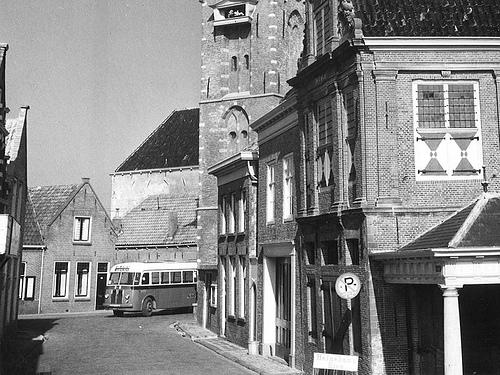 NACO, Speeltoren Monnickendam (1959) by Library of Amsterdam Public Transport