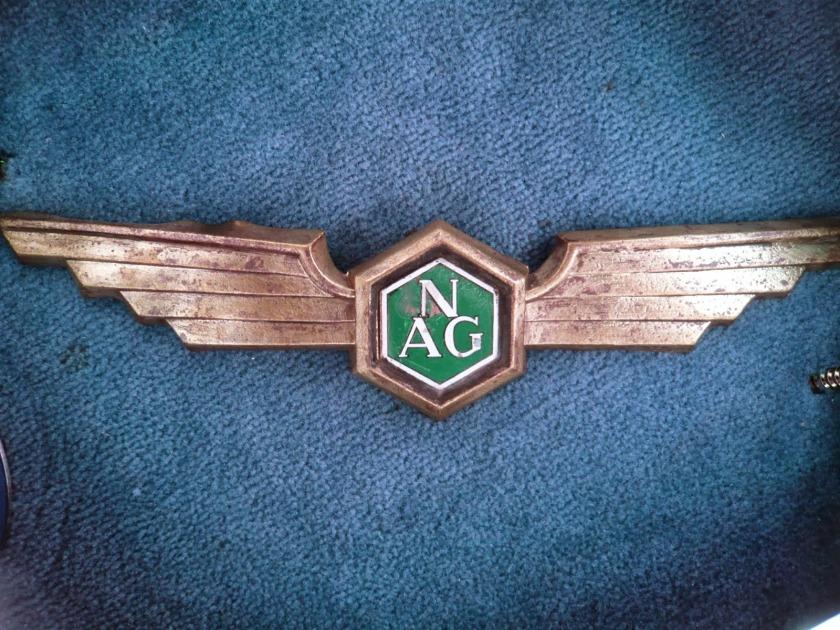NAG Berlin emblem