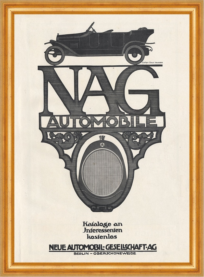 NAG Catalogue