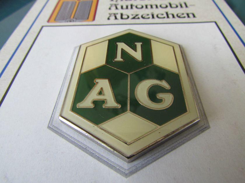 NAG plaquette
