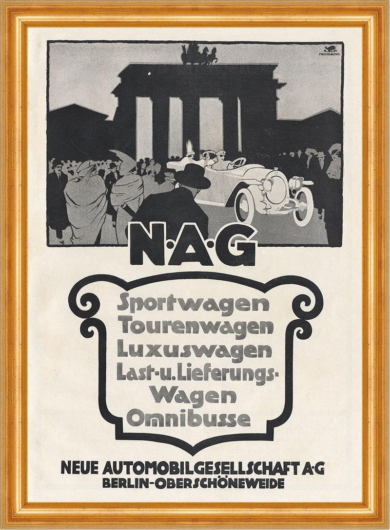 NAG sportwagen
