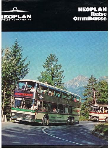 NEOPLAN Auwärter Reisebusse