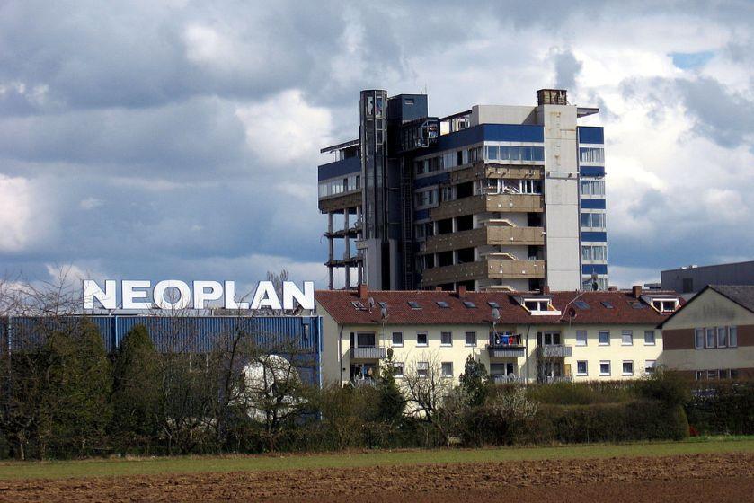 Neoplan-Stammwerk