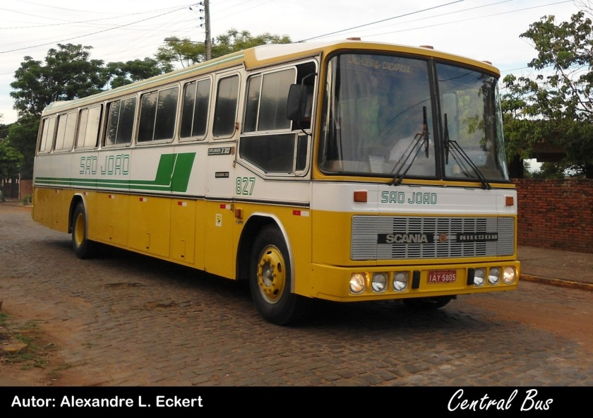 Nielson Diplomata 330 Scania S112