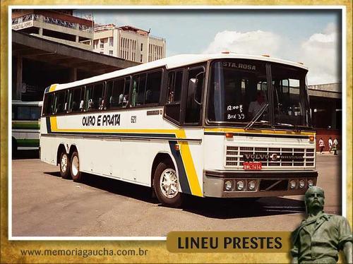 Nielson Diplomata 350 Volvo B58-E