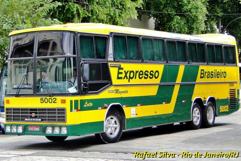 Nielson Diplomata 380 Scania K112 CL