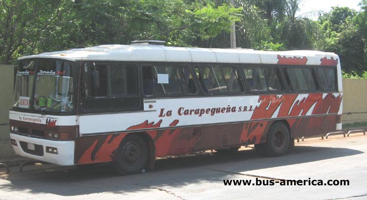 Nielson Diplomata (en Paraguay) - La Carapegue�a
