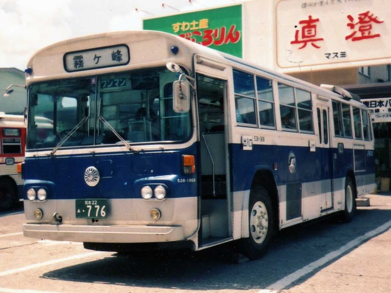 Nissan 538-1908-JR-East-K-UA31L