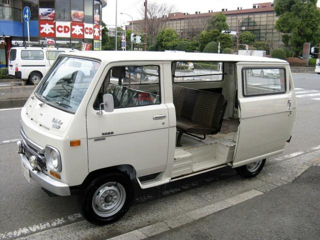 Nissan Caball